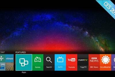 Весь новый модельный ряд Samsung Smart TV будет основан на платформе Tizen