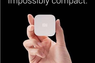 Xiaomi представила реально очень маленький, функциональный и дешёвый Android TV - Xiaomi Mi Box Mini! Цена всего 34$!
