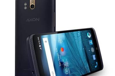 ZTE Axon станет первым смартфоном с антибактериальным стеклом Gorilla Glass