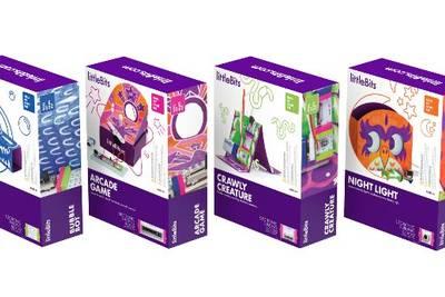 littleBits запускает более доступные инженерные наборы для детей