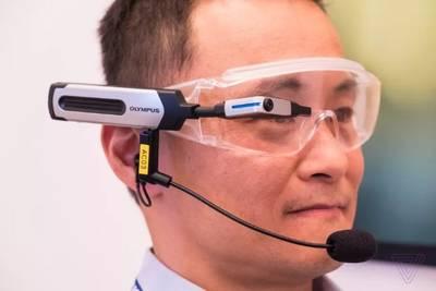 Olympus создала очки за $ 1,500 с открытым исходным кодом