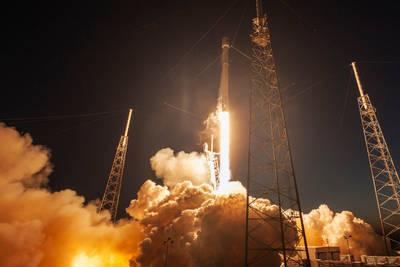 NASA впервые согласилось повторно использовать уже отработанную ракету SpaceX