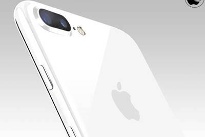 iPhone 7 Jet White и iPhone 7 Plus выйдут в ближайшее время