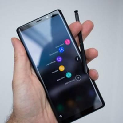 стилус S Pen для Samsung Galaxy Note 9 получит Bluetooth-модуль